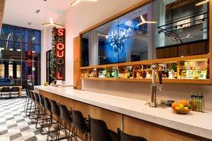 Restaurant - Le Meridien Hotel Columbus