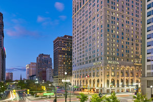 Exterior view - Westin Book Cadillac Hotel Detroit