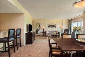 Suite - Westin Hotel Southfield