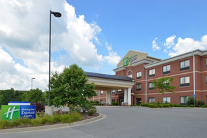 Exterior view - Holiday Inn Express Hotel & Suites Bridgeport