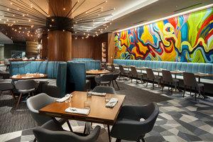 Restaurant - Le Meridien Hotel Downtown Houston