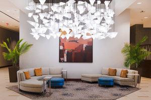 Lobby - Westin Hotel Huntsville