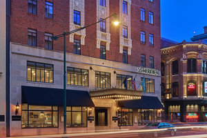 Exterior view - Le Meridien Hotel Indianapolis