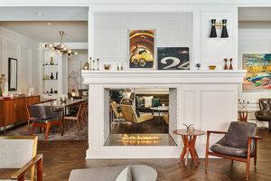 Bar - Le Meridien Hotel Indianapolis