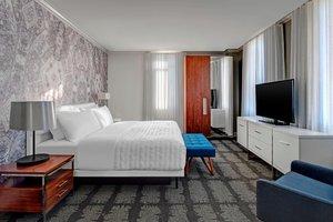 Suite - Le Meridien Hotel Indianapolis