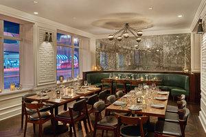 Restaurant - Le Meridien Hotel Indianapolis