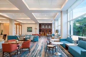 Lobby - Westin Hotel Lake Mary