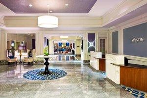 Lobby - Westin Hotel Philadelphia