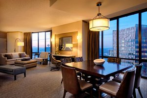 Suite - Westin Hotel Seattle
