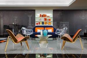 Lobby - Le Meridien Hotel Tampa