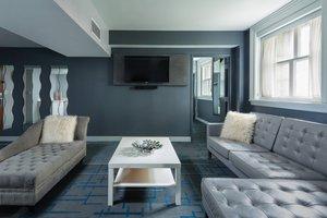 Suite - Le Meridien Hotel Tampa