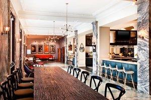 Restaurant - Le Meridien Hotel Tampa