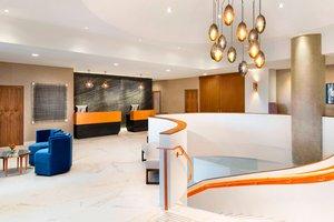 Lobby - Westin Grand Hotel Vancouver