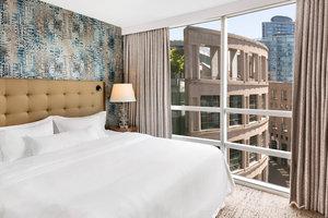 Suite - Westin Grand Hotel Vancouver