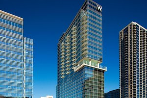 Exterior view - W Hotel Downtown Atlanta