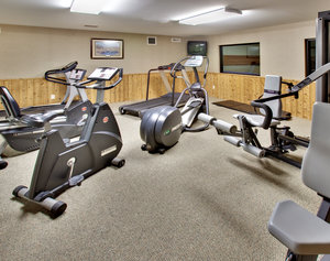 Fitness/ Exercise Room - Holiday Inn Express Hotel & Suites Watertown