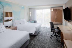 Room - Courtyard by Marriott Hotel Troy