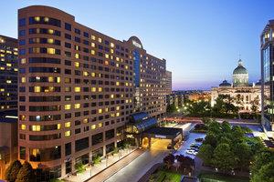 Exterior view - Westin Hotel Indianapolis