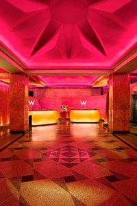 Lobby - W Hotel Minneapolis the Foshay