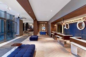 Lobby - Le Meridien Hotel New Orleans