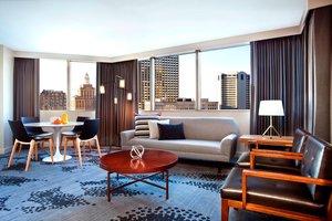 Suite - Le Meridien Hotel New Orleans
