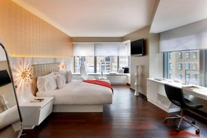 Suite - W Hotel Downtown New York