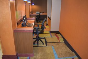 Conference Area - Fairfield Inn & Suites by Marriott Muskogee