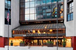 Exterior view - Westin Hotel City Center DC
