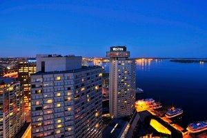 Exterior view - Westin Hotel Harbour Castle Toronto