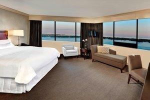 Suite - Westin Hotel Harbour Castle Toronto