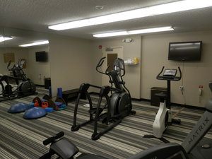 Fitness/ Exercise Room - Candlewood Suites Clear Lake Houston