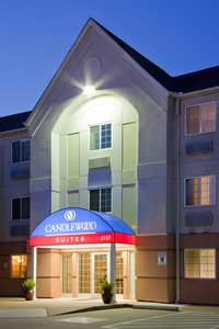 Exterior view - Candlewood Suites Clear Lake Houston