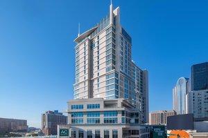 Exterior view - Residence Inn by Marriott City Center Charlotte