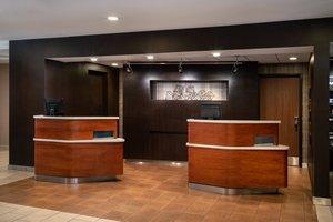 Lobby - Courtyard by Marriott Hotel Camelback Phoenix