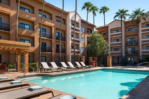 Recreation - Courtyard by Marriott Hotel Camelback Phoenix