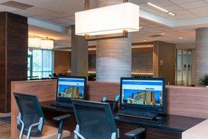 Conference Area - Fairfield Inn & Suites by Marriott Carmel