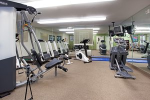 Fitness/ Exercise Room - Candlewood Suites Golden