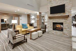 Lobby - Staybridge Suites Downtown Oklahoma City