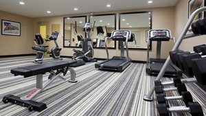 Fitness/ Exercise Room - Candlewood Suites Carrollton