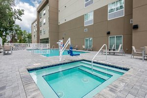 Pool - Holiday Inn Express Hotel & Suites Alachua