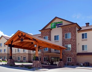Exterior view - Holiday Inn Express Hotel & Suites Silt