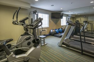 Fitness/ Exercise Room - Holiday Inn Express Hotel & Suites Livermore