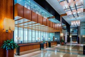 Lobby - Westin Hotel Jersey City
