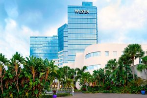 Exterior view - Westin Hotel Fort Lauderdale