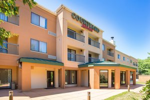 Exterior view - Courtyard by Marriott Hotel Westborough