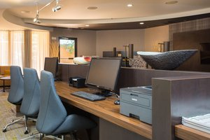 Conference Area - Courtyard by Marriott Hotel Westborough