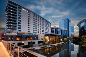 Exterior view - Westin Hotel at The Woodlands