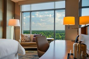 Suite - Westin Hotel at The Woodlands