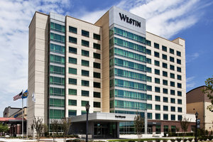 Exterior view - Westin Hotel Wilmington