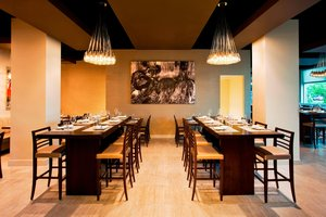 Restaurant - Westin Hotel Wilmington